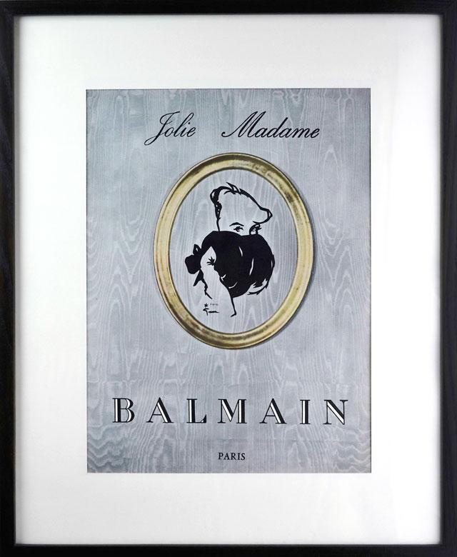 バルマンのポスター2