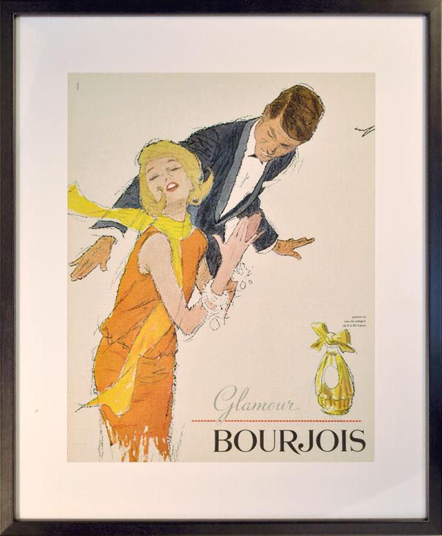 ブルジョワのポスター2