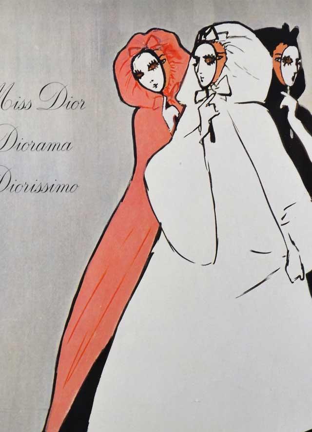 ディオールのポスター2