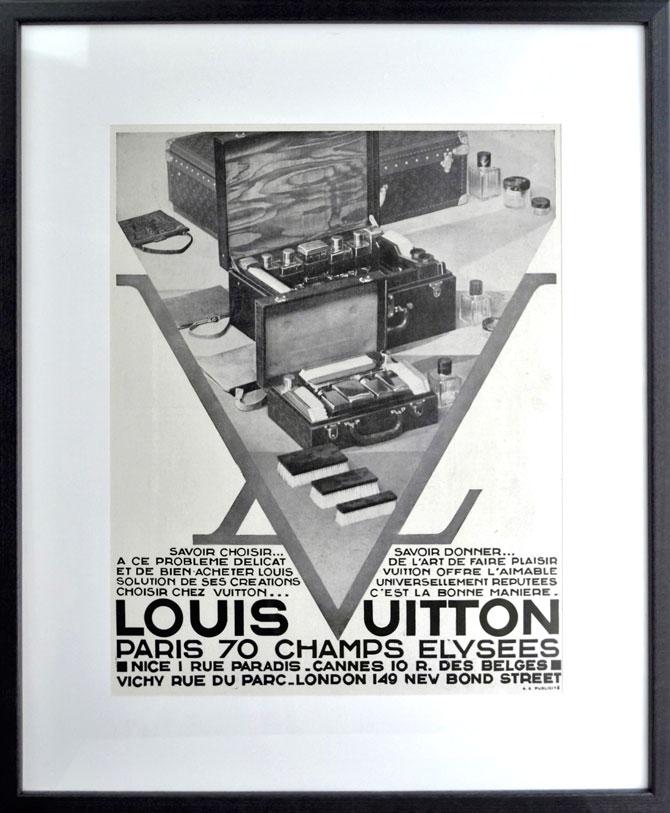 ルイ・ヴィトンのポスター1