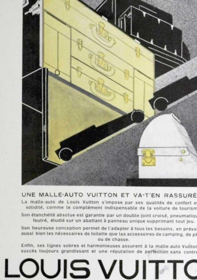 ルイ・ヴィトンのポスター2