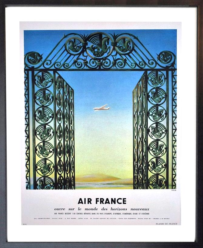 旅行のポスター2